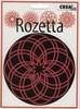 Rozetta embossingmal 3