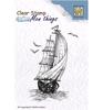 Sailing Boat   per stuk