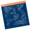 Tina's Floral Swirls & Corners 2   per stuk