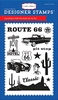 Route 66 stamp set  4