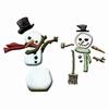 Sneeuwpop   per stuk