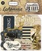 Transatlantic Travel Frames & Tags Ephemera