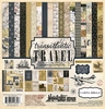 Transatlantic Travel 12x12 Inch Collection Kit