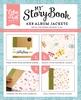 My StoryBook 6'x 8' Album Jacket Butterflies   per setje