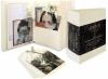 Rectangle Tag & Pocket Album Ivory   per set
