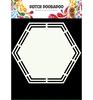 Hexagon   per stuk