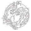 Earth Element Stamp set met masker