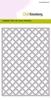Cutting Grid - ruit scallop Card