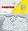 mini pompons 3 mm  (100 stuks)   per zakje