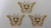 Vlinder Myrthe klein   per set
