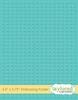Cross Stitch Embossing Folder