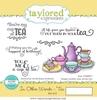 In Other Words - Tea   per set
