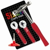Paddle Punch Starter set   per set