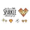 Sparkle   per set