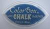 French Blue Cat's Eye Chalk   per stuk