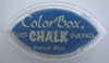 French Blue Cat's Eye Chalk