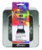 Alcohol Ink Storage Tin - Leeg   per stuk
