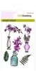 orchidee, vazen en fles   per set