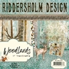 Woodlands of Scandinavia Paper Pack  11vel