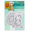 Sunflower Baby by Mo Manning   per stuk