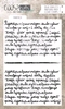 Fantasy (tekst)  background   per stuk