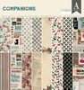 Companions 12x12 Inch Paper Pad   per pak