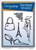 Sketchy Paris Fashion Stamps + Masks