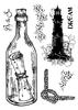 Message in a Bottle   per set