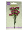 Rose Bud Medium Pink   per set