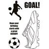 Football Boot   per set