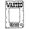 Wanted!   per stuk