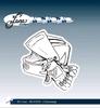 Motor Helm + handschoenen   per stuk