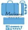 Suitcase   per set
