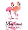 Eline's Flamingo   per set