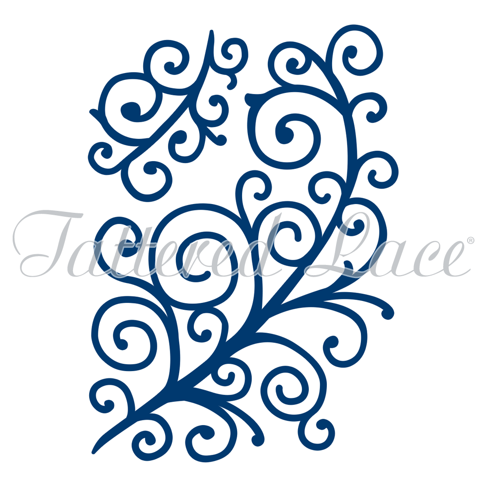 Cherished Flourish   per set