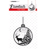 Stamp Essentials, Kerstbal nr.298   A7