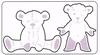 Bears   per stuk