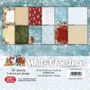 White Chritmas Small Paper   per pak