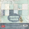 Frozen Paper Small Paper Pad