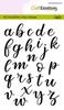 Handletter - Alphabet lower case closed   per set