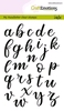 Handletter - Alphabet lower case closed