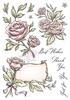 Antique Roses   per stuk