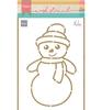 Snowman by Marleen