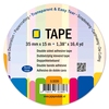 Double Sided Adhesive Tape 35 mm x 15 m   per rol