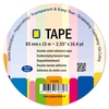 Double Sided Adhesive Tape 65 mm   per rol