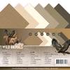 Linnenpakket 4K Wild Animals   per pak