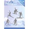 Winter Sporting   per set