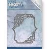 Frosty Ornaments - Rectangle Ornament   per stuk