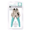 Crop-a-Dile TEAL Hole punch & eyelet setter
