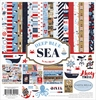 Deep Blue Sea 12x12 Inch Collection Kit   per set